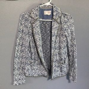 Anthro Saturday Sunday Blazer Jacket sz S